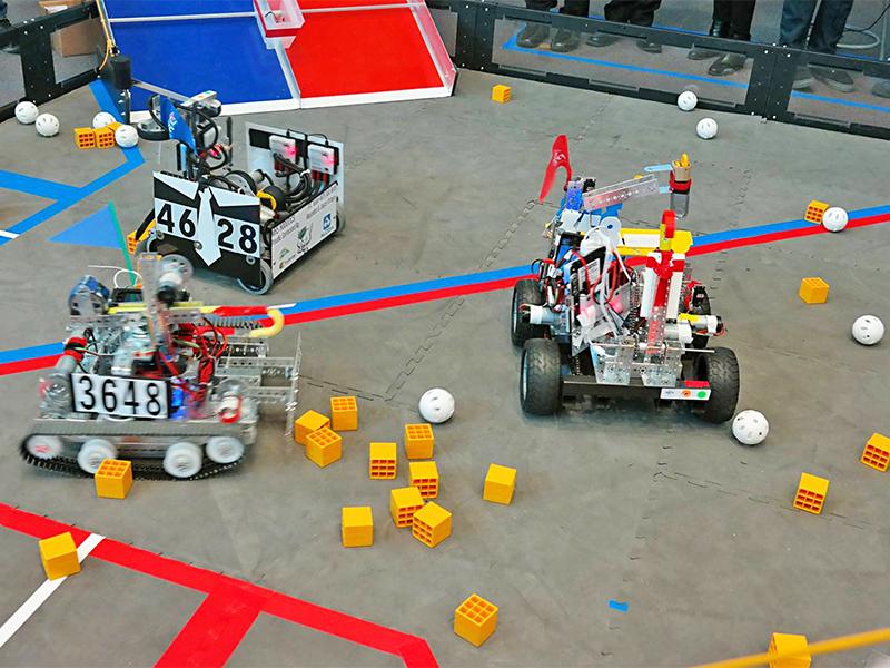 Science and Robotika